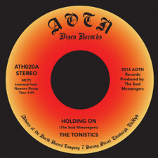 "The Tonistics - Holding On / Dimona - 7"" Vinyl"