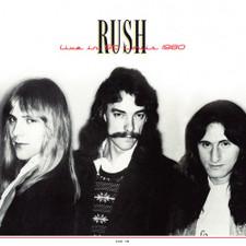 Rush - Live In St. Louis 1980 - 2x LP Vinyl