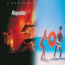 New Order - Republic (2015 Remaster) - LP Vinyl