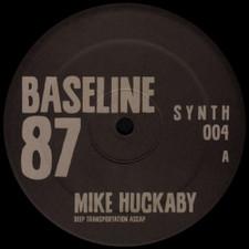 "Mike Huckaby - Baseline 87 - 12"" Vinyl"