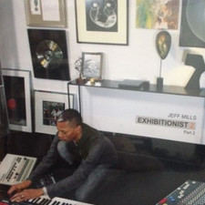 "Jeff Mills - Exhibitionist 2 Part 2 - 12"" Vinyl"