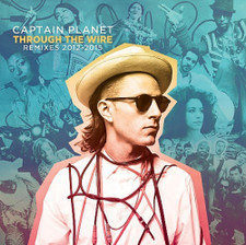 Captain Planet - Through The Wire: Remixes 2012-2015 - 2x LP Vinyl
