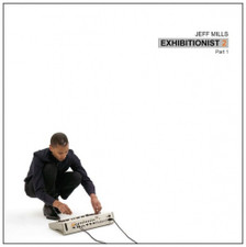 "Jeff Mills - Exhibitionist 2 Part 1 - 12"" Vinyl"