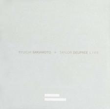 Ryuichi Sakamoto + Taylor Deupree - Live - 2x LP Vinyl
