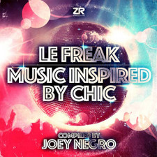Joey Negro - Le Freak (Music Inspired By Chic) - 2x LP Vinyl