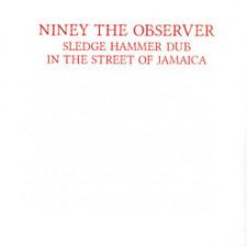 Niney the Observer - Sledge Hammer Dub - LP Vinyl