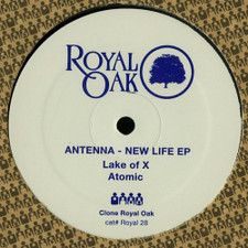 "Antenna - New Life - 12"" Vinyl"