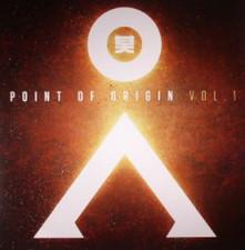"Various Artists - Point Of Origin Vol. 1 - 2x 12"" Vinyl"