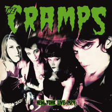 The Cramps - Live In New York 1979 - LP Vinyl