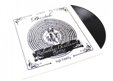 Dextah - Relentless Disillusion Redux - LP Vinyl+DVD
