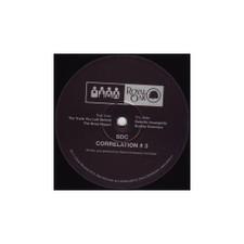 """SDC - Correlation #3 - 12"""" Vinyl"""