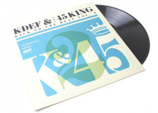 K-Def & The 45 King - Back To The Beat Vol. 2 - LP Vinyl