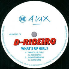 "D-Ribeiro - What's Up Girl? - 12"" Vinyl"