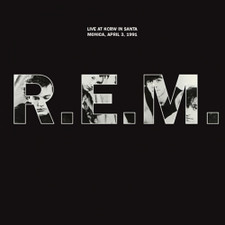 R.E.M. - Live At KCRW April 3, 1991 - LP Vinyl