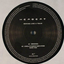 "Herbert - Moving Like A Train - 12"" Vinyl"