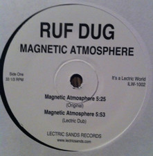 "Ruf Dug - Magnetic Atmosphere - 12"" Vinyl"