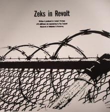 """Emmett Perlman - Zeks In Revolt - 12"""" Vinyl"""