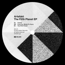 "Artefakt - The Fifth Planet - 12"" Vinyl"