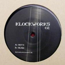 """Ben Klock - Klockworks 02 - 12"""" Vinyl"""
