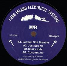 """M/R - M/R - 12"""" Vinyl"""
