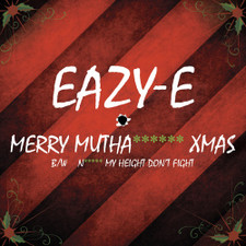 "Eazy-E - Merry Muthafuckin' Xmas RSD - 7"" Colored Vinyl"