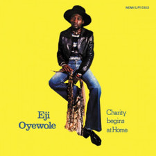 Eji Oyewole - Charity Begins At Home - LP Vinyl