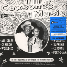 Various Artists - Coxsone's Music Vol. 1 Pt. B - 2x LP Vinyl