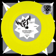 "Neal Hefti - Batman Theme Song RSD - 7"" Colored Vinyl"