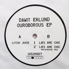 """Dawit Eklund - Ouroborous Ep - 12"""" Vinyl"""