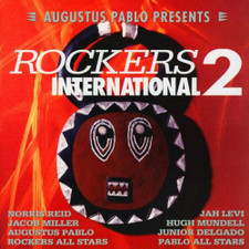 Augustus Pablo - Rockers International 2 - LP Vinyl