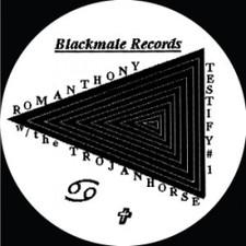 "Romanthony w/ The Trojan Horse - Testify #1 - 12"" Vinyl"