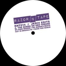 "JKriv - Edits - 12"" Vinyl"