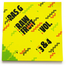 Ras G - Raw Fruit Vol. 3-4 - 2x LP Vinyl
