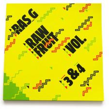 Ras G - Raw Fruit Vol. 3-4 - 2x LP Vinyl