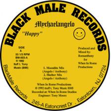 """Mychaelangelo - Happy - 12"""" Vinyl"""