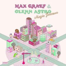 "Max Graef & Glenn Astro - Magic Johnson - 12"" Vinyl"