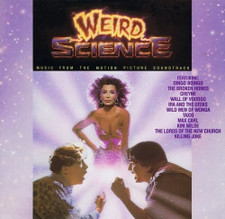 Various Artists - Weird Science (Music From Motion Picture Soundtrack) - LP Vinyl