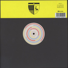 "SK Simeon & Yaw Faso - Maskya Ep - 12"" Vinyl"