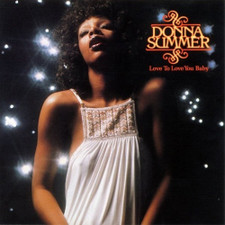 Donna Summer - Love To Love You Baby - LP Vinyl
