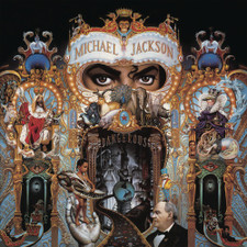 Michael Jackson - Dangerous - 2x LP Vinyl