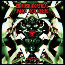 "Ed Rush & Optical - No Cure - 2x 12"" Vinyl+CD"