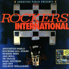 Augustus Pablo - Rockers International 1 - LP Vinyl