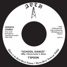 """T'Spoon - School Dance / Sweetness - 7"""" Vinyl"""