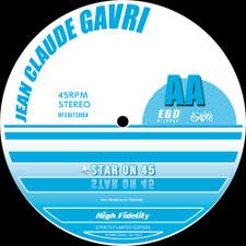 "Jean Claude Gavri / Dimitri From Tokyo - Star On 45 - 12"" Vinyl"
