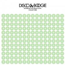 Various Artists - Disco & Boogie: 200 Breaks & Drum Loops Vol. 3 - LP Vinyl