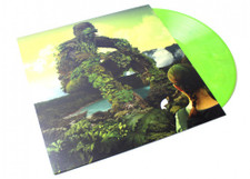 Nobody - Vivid Green - LP Colored Vinyl
