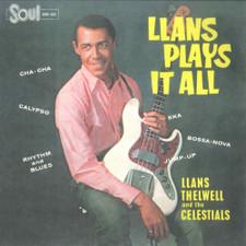 Llans Thelwell & The Celestials - Llans Plays It All - LP Vinyl