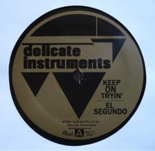 """Delicate Instruments - Delicate Instruments - 12"""" Vinyl"""