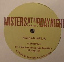 """Nathan Melja - Leo Draws - 12"""" Vinyl"""