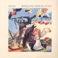 Sun Ra - Angels and Demons At Play - LP Vinyl